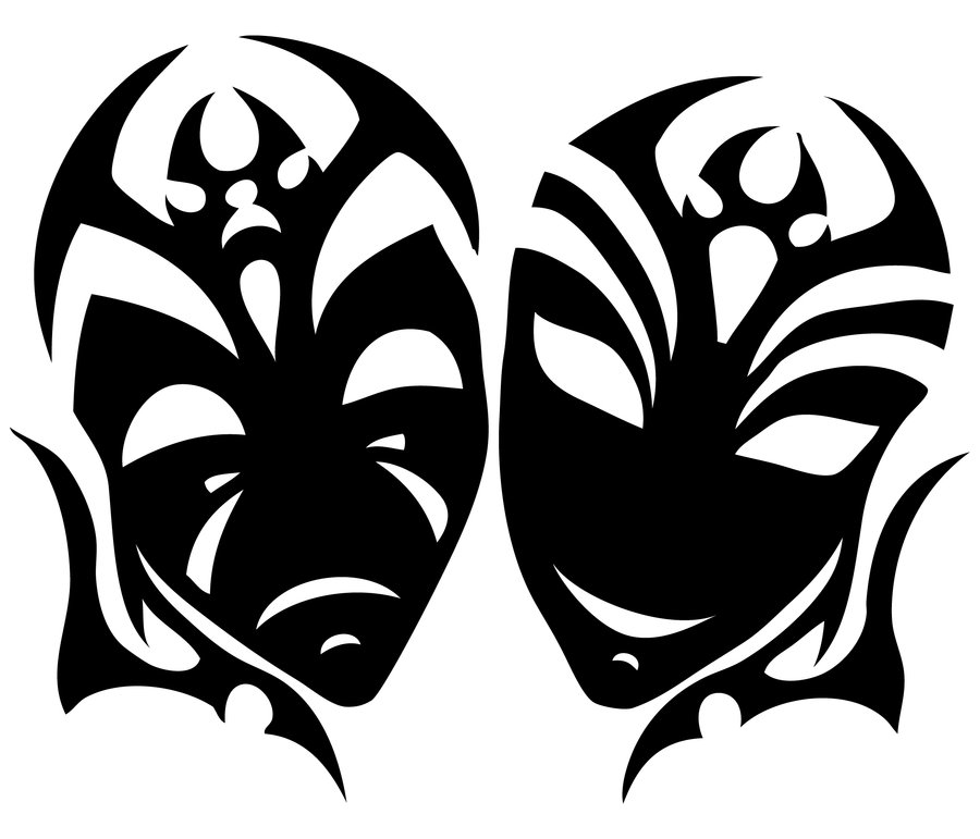 masks-clipart-theatre-mask-comedy-tragedy-1